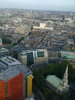 church tucked away from tottenham court road - view from Centrepoint